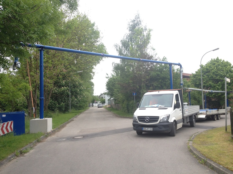 Rohrbrücken B13 - 2