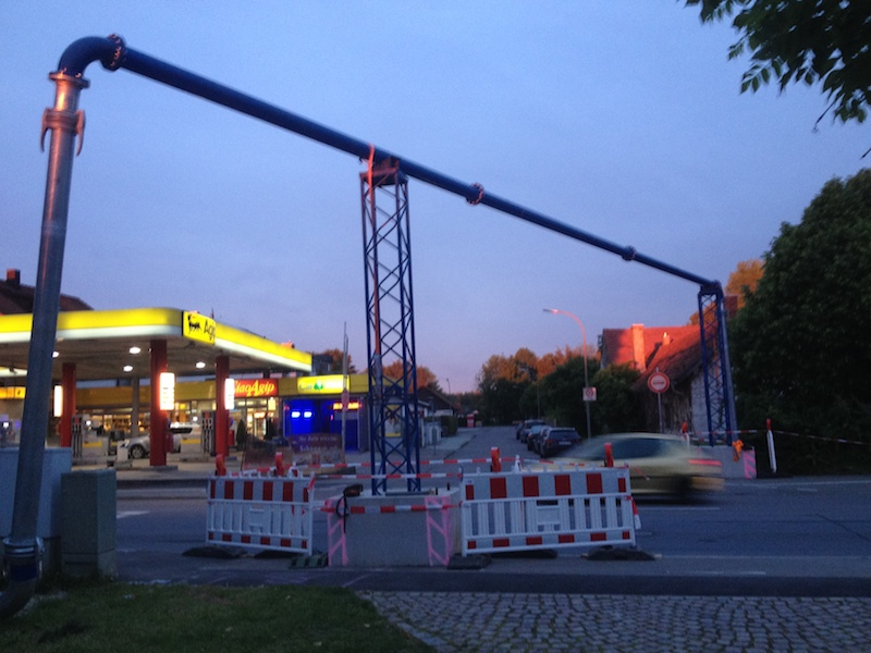 Rohrbrücken B13 - 3